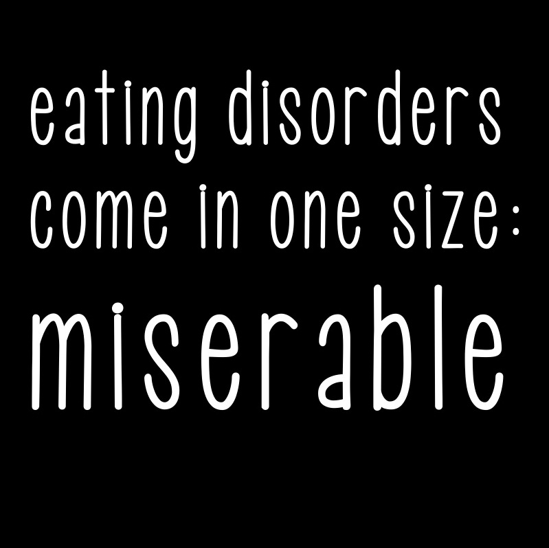 One Size Miserable