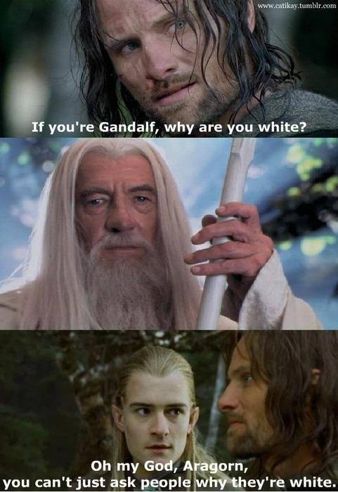 gandalf white mean girls