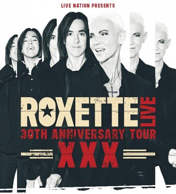 roxette 30th anniversary tour
