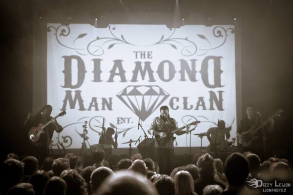 The Diamond Man Clan Pustervik Göteborg