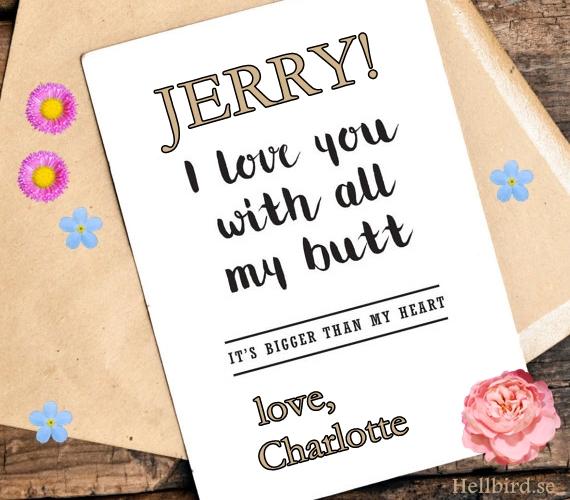 Till Jerry!